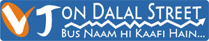 VJ on DalalStreet Logo