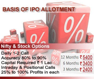IPO Basis of Allotment